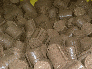 briquettes