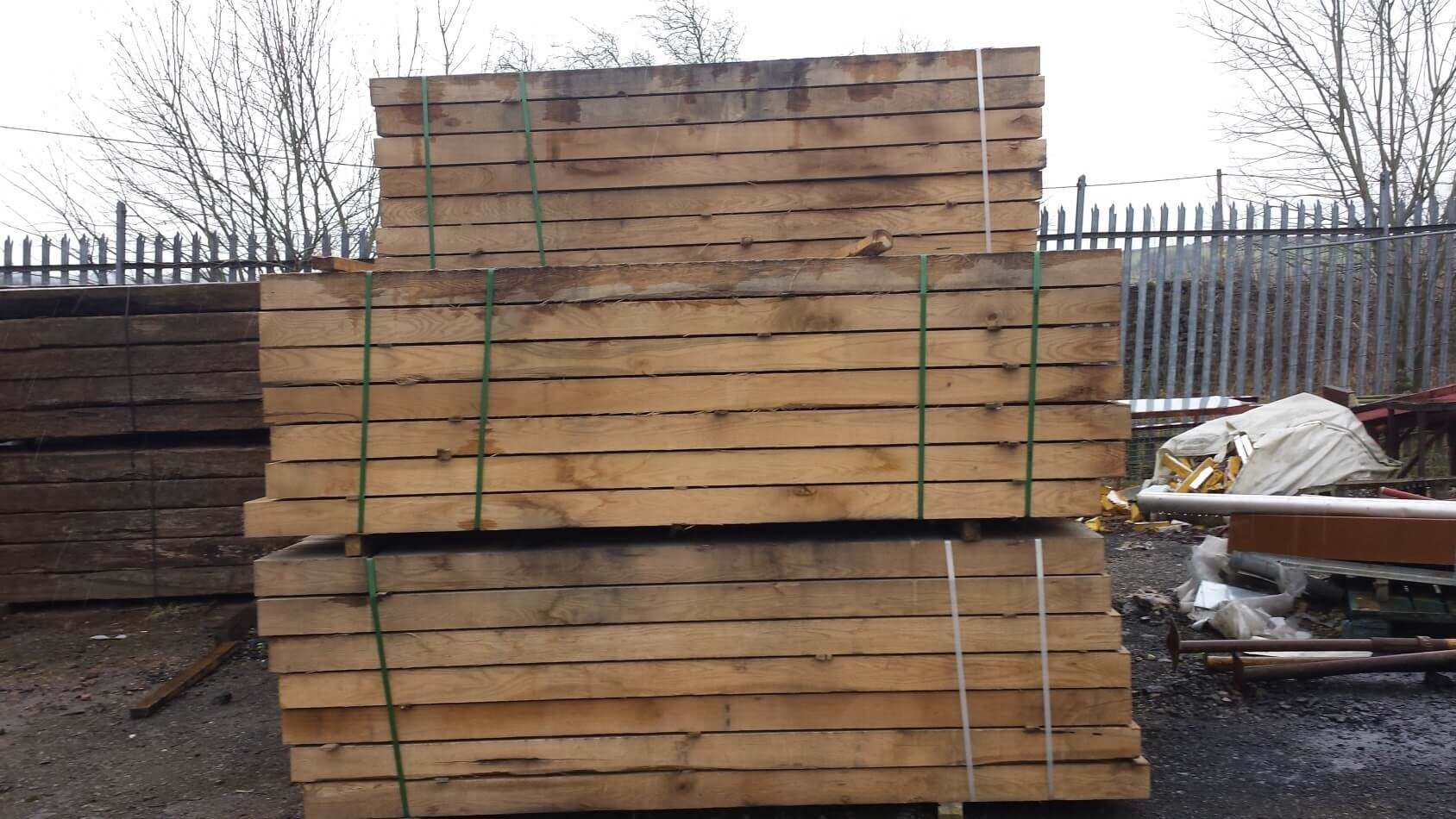 new-railway-sleepers